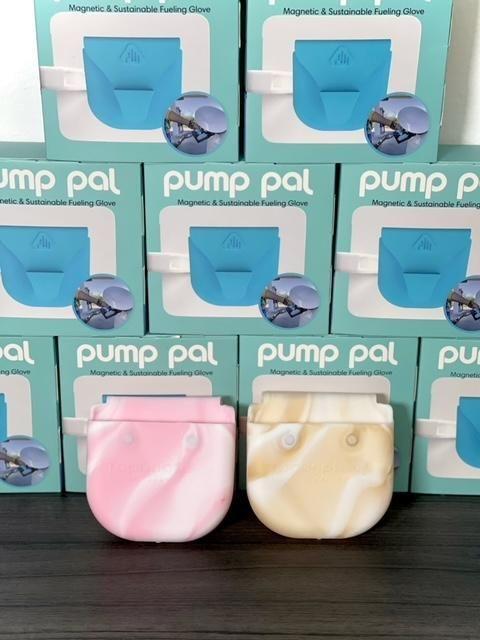 Pump Pal- Zero Waste Hygiene At The Gas Pump!
