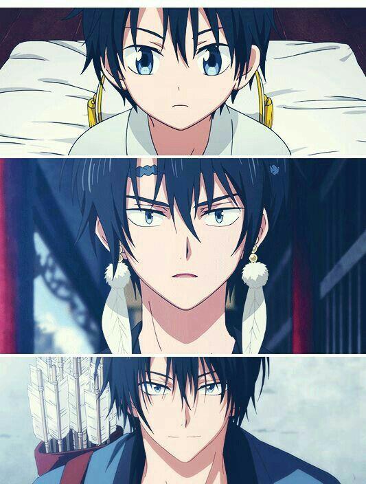 Photo of Anime Boys – Akatsuki no Yona: Hak