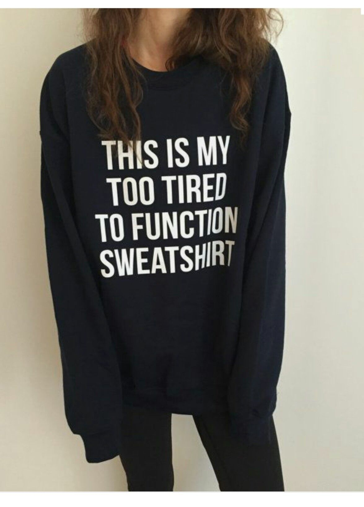 Pin By Haley Anderson On Me Want Gimme Funny Outfits Sweatshirts Cool Outfits [ 1636 x 1175 Pixel ]