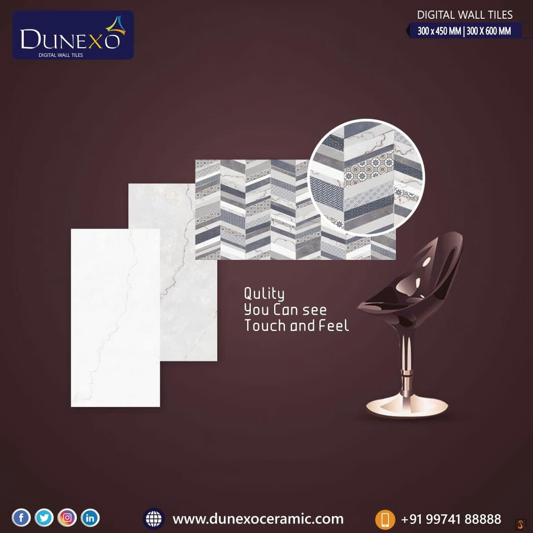 Qulity You Can See Touch And Feel For More Design Details Visit Www Dunexoceramic Com Dunexo Ceramic Digital Wall Tile Kitchen House Tiles Digital Wall Wall Tiles