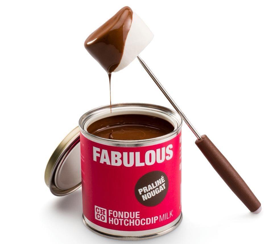 fondue-chocolate-praline