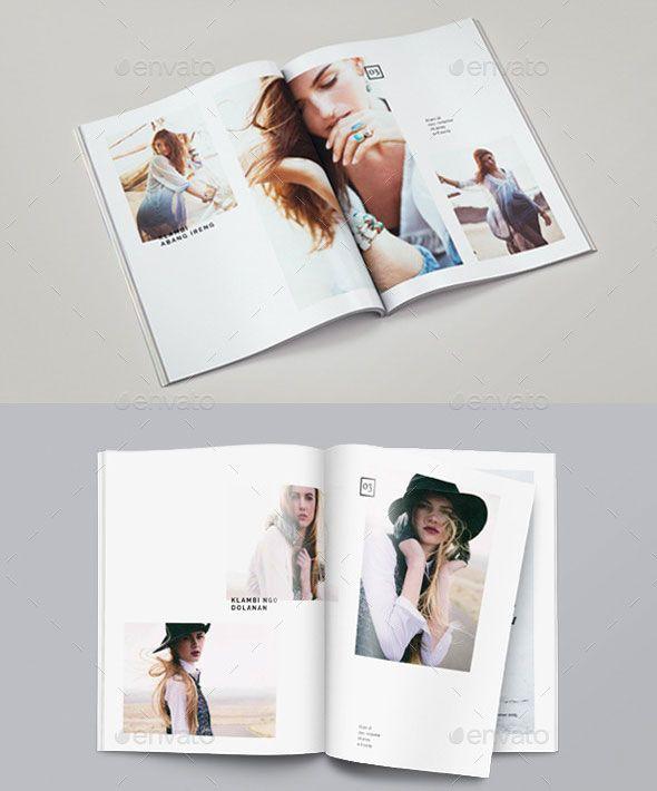 lookbook templates