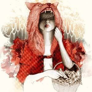 The happy girl I am... - heartliketwigs: Little Red Riding Hood Mix:...