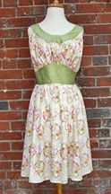 Colette Chantilly Dress Gallery