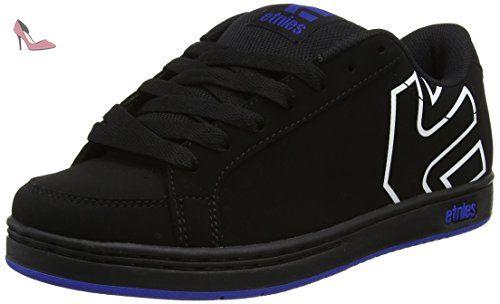 Fader MT, Chaussures de Skateboard Homme, Black (Black001), 41.5 EUEtnies