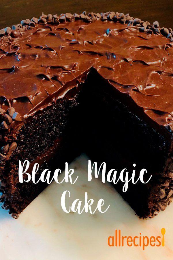 Black Magic Cake Recipe  Black Magic Cake Recipe  #black #Cake #Magic #recipe