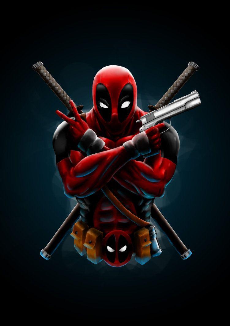Deadpool By SiCoklat On DeviantArt