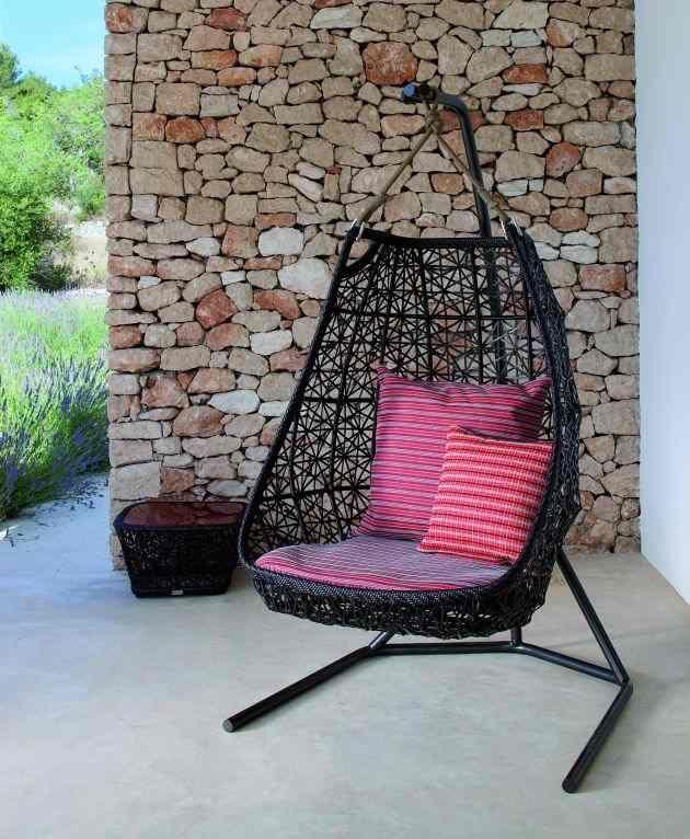 Elegante y Moderno Columpio Egg de Kettal | Interior , Furniture ...