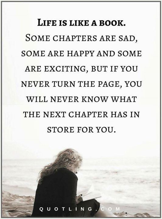Positive Quotes Life Is Like A Book Life Quotes Pinterest Stunning Positive Quotations About Life