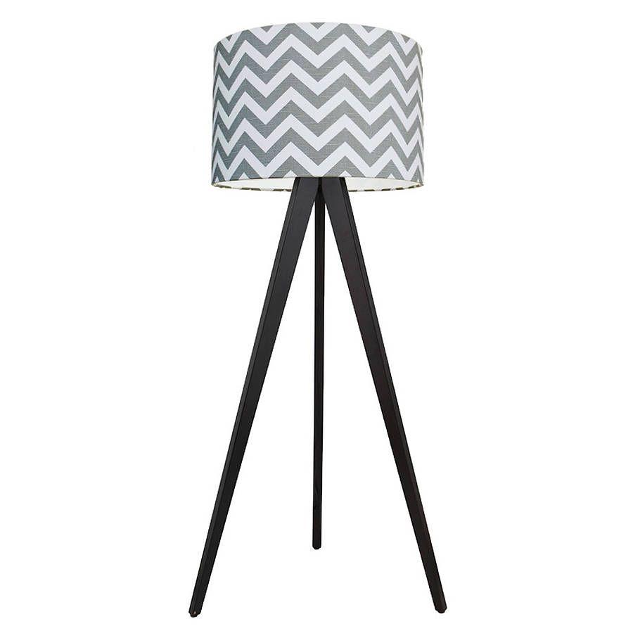 Modern white floor lamp - Awesome Tripod Floor Lamp Styles Modern Three Black Metal Tripod Floor Lamp Legs