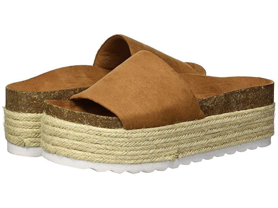 6522c861aa9 Dirty Laundry Pippa Platform Sandal Women's Sandals Whiskey ...