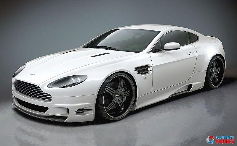 #qualityusedengines Aston Martin