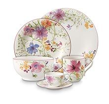 Villeroy Und Boch Mariefleur from villeroy boch but at 57 per plate i ll to win lotto