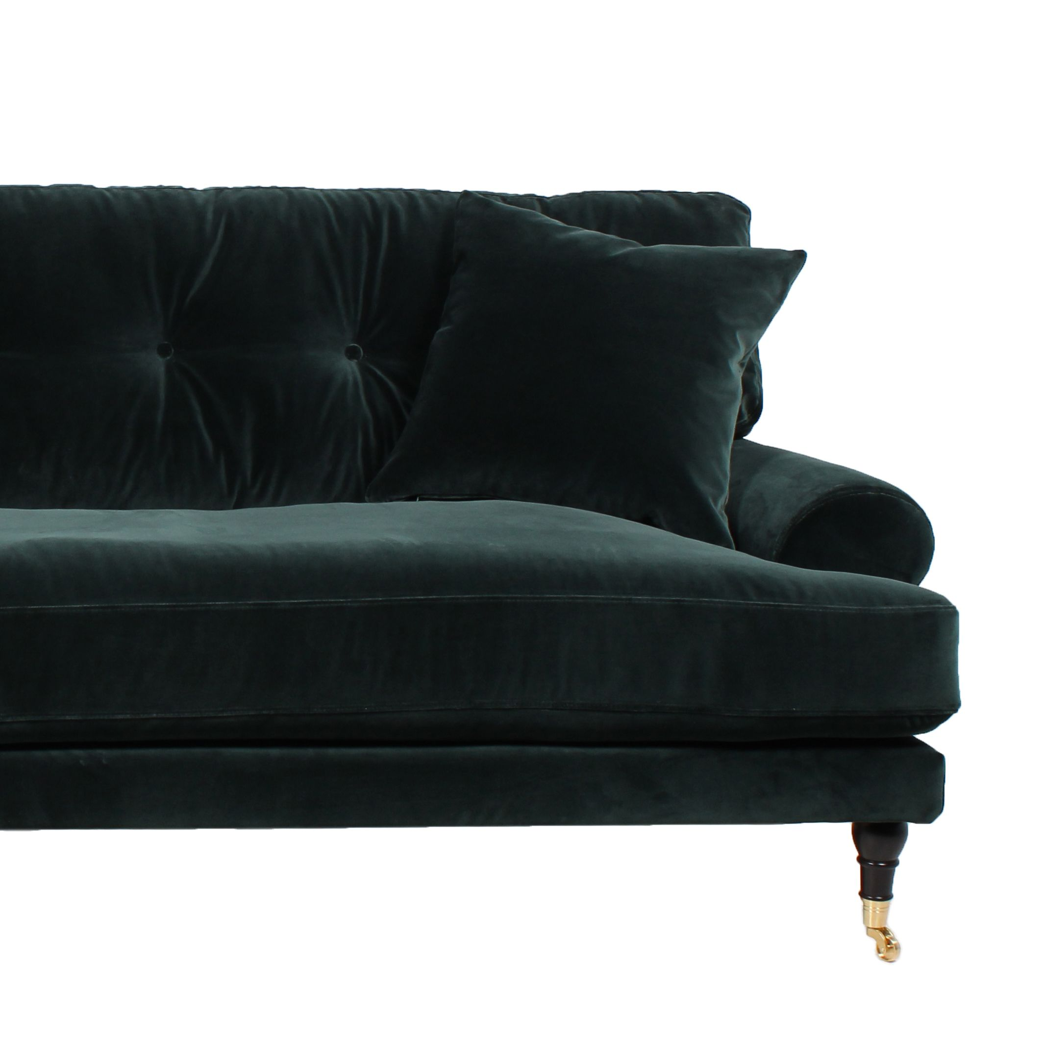 incredible your velvet home marian green world design with emerald living market to loveseat regard room