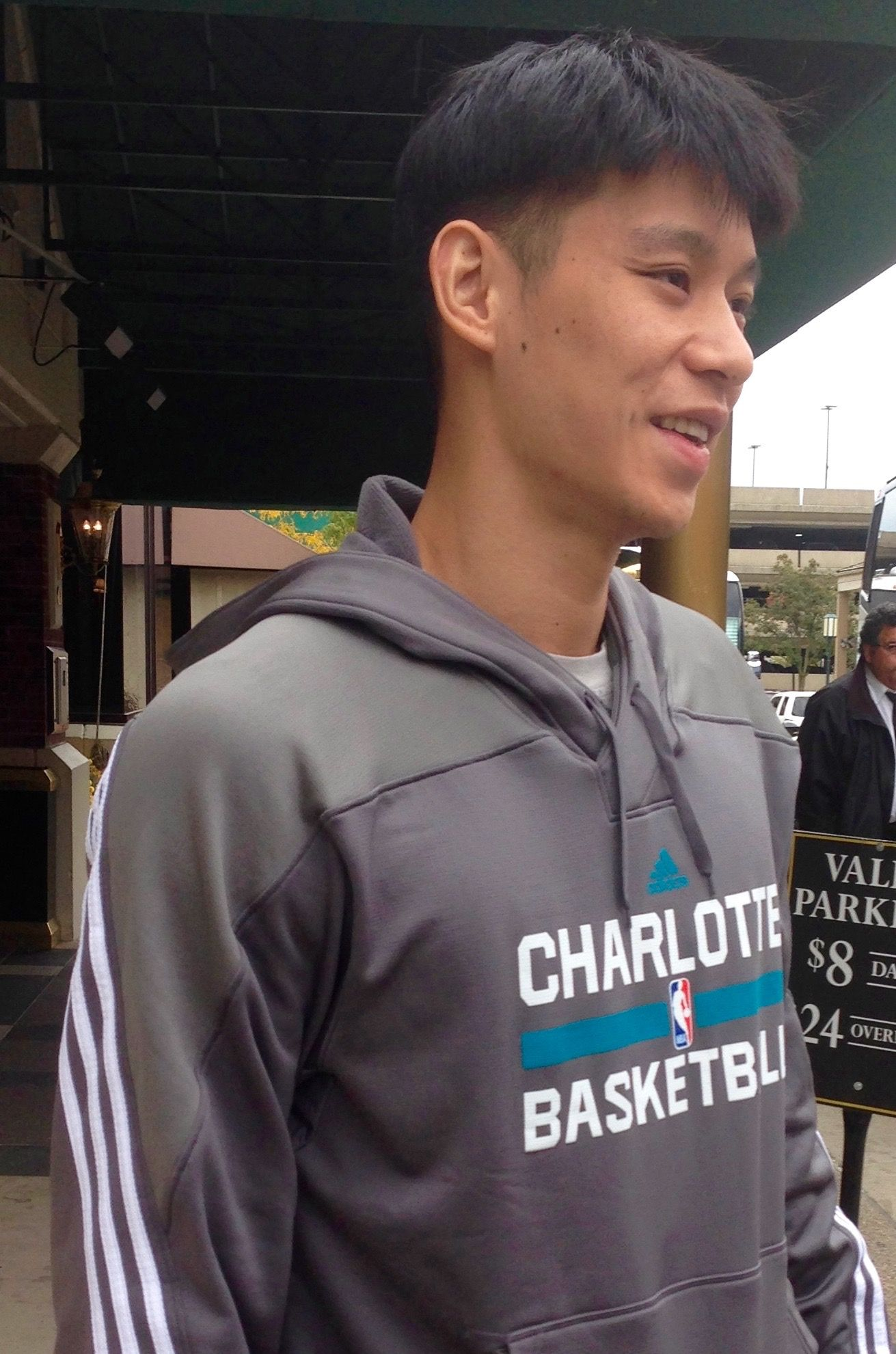 reputable site 80c43 2ccb6 Jeremy Lin's