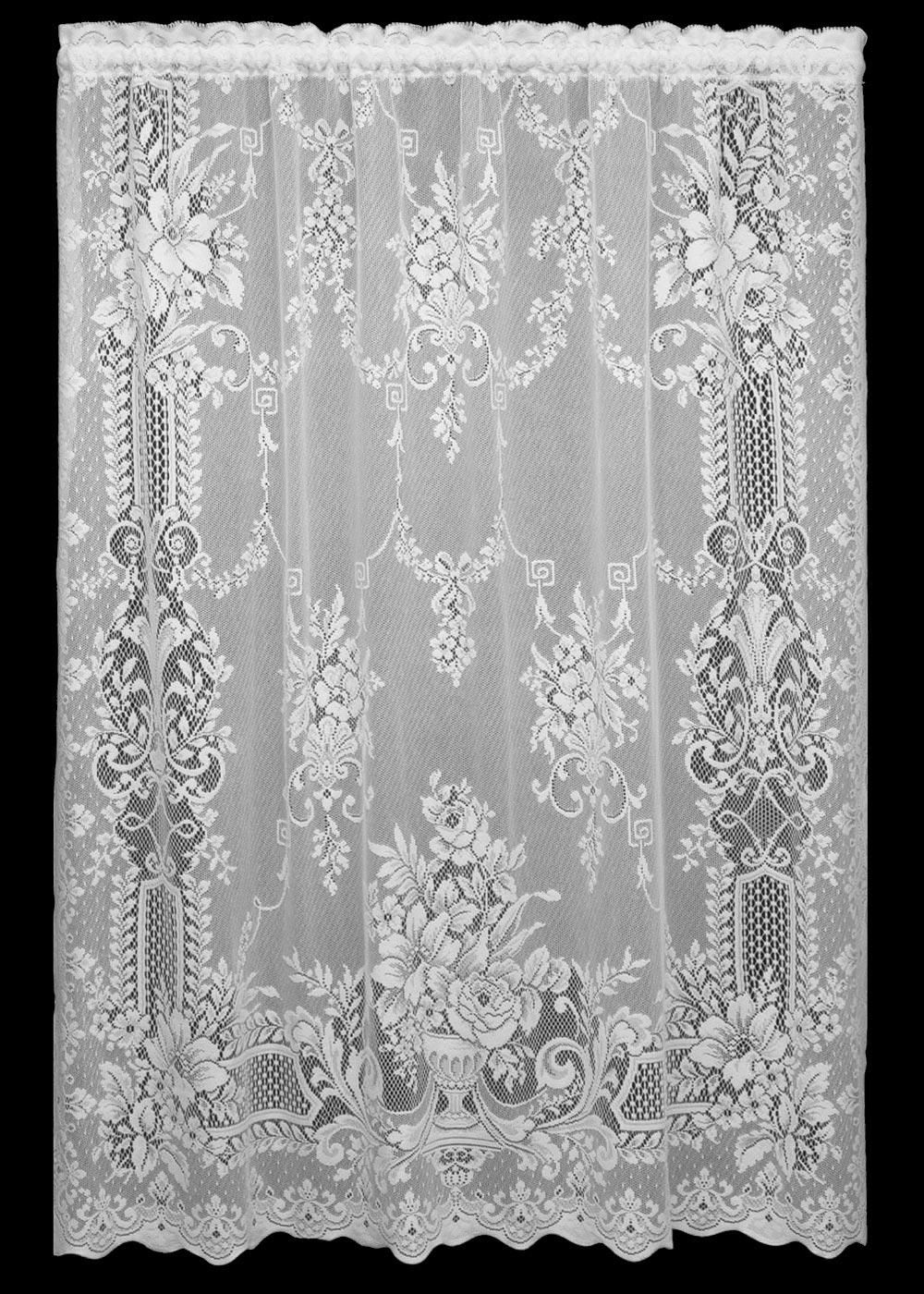designs treatments window heritage the curtain lace home depot curtains white ds drapes