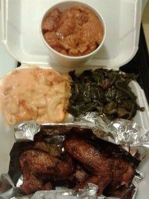 Dulan S Soul Food Kitchen Inglewood Ca Baked Chicken