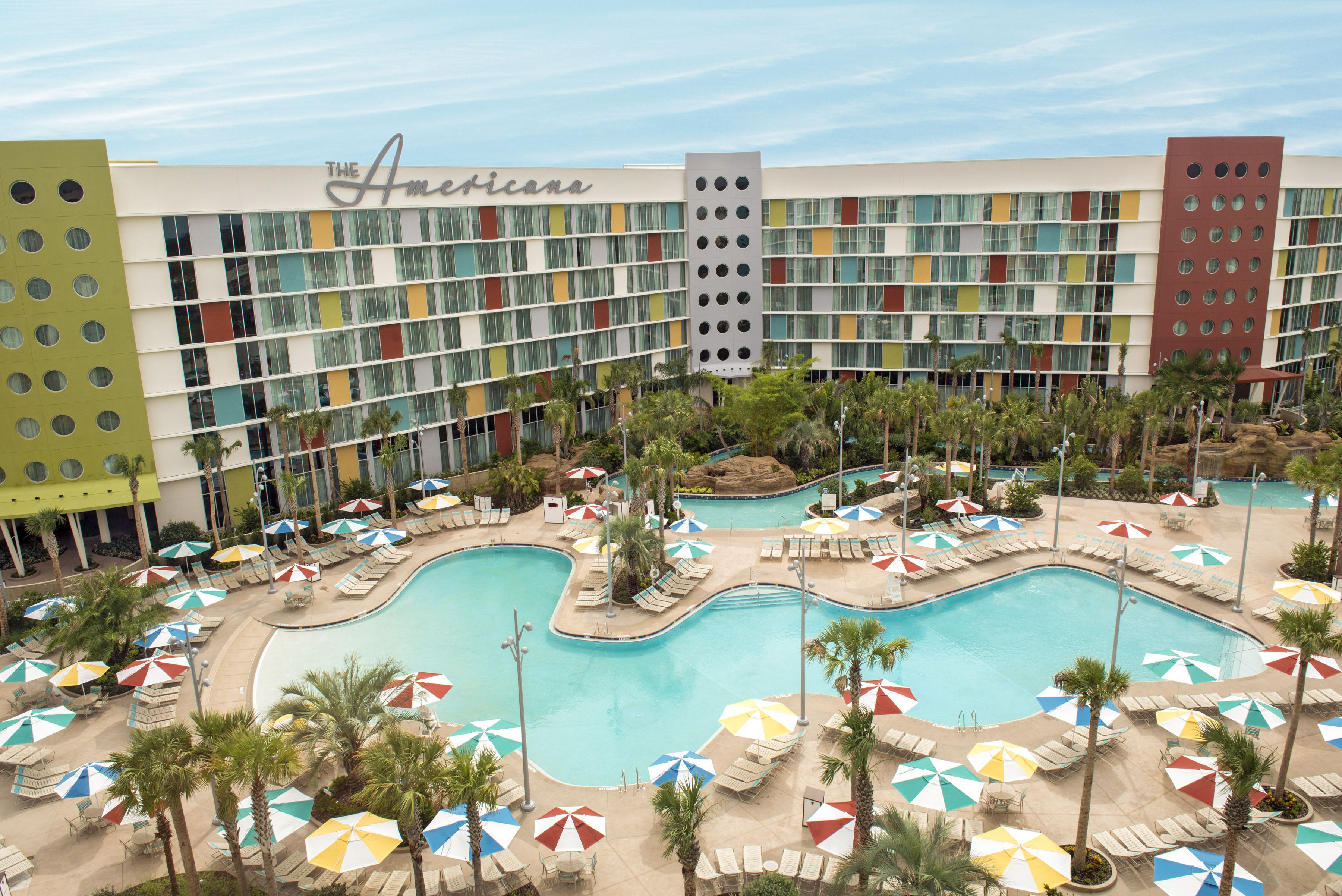 Universal's Cabana Bay Orlando