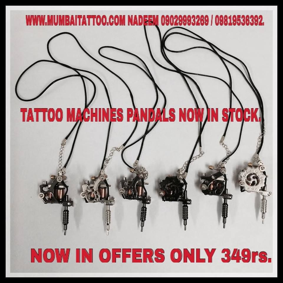 buy tattoo machine pendant in offers only in Rs 349/- cheep rates on ...