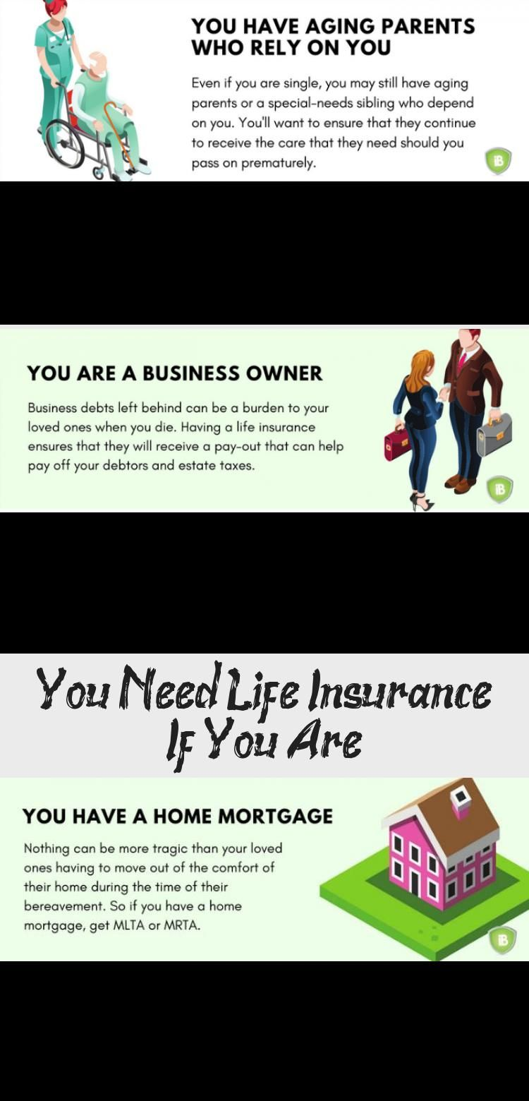 You Need Life Insurance If You Are In 2020 Insurance Marketing