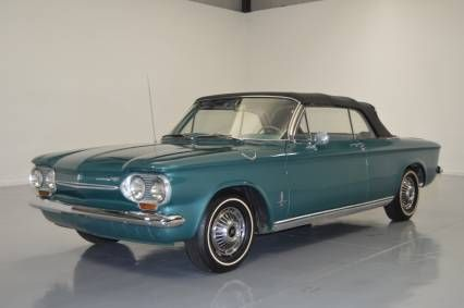 1963 Chevrolet Corvair Series 900 Monza Convertible For Sale | OldRide.com