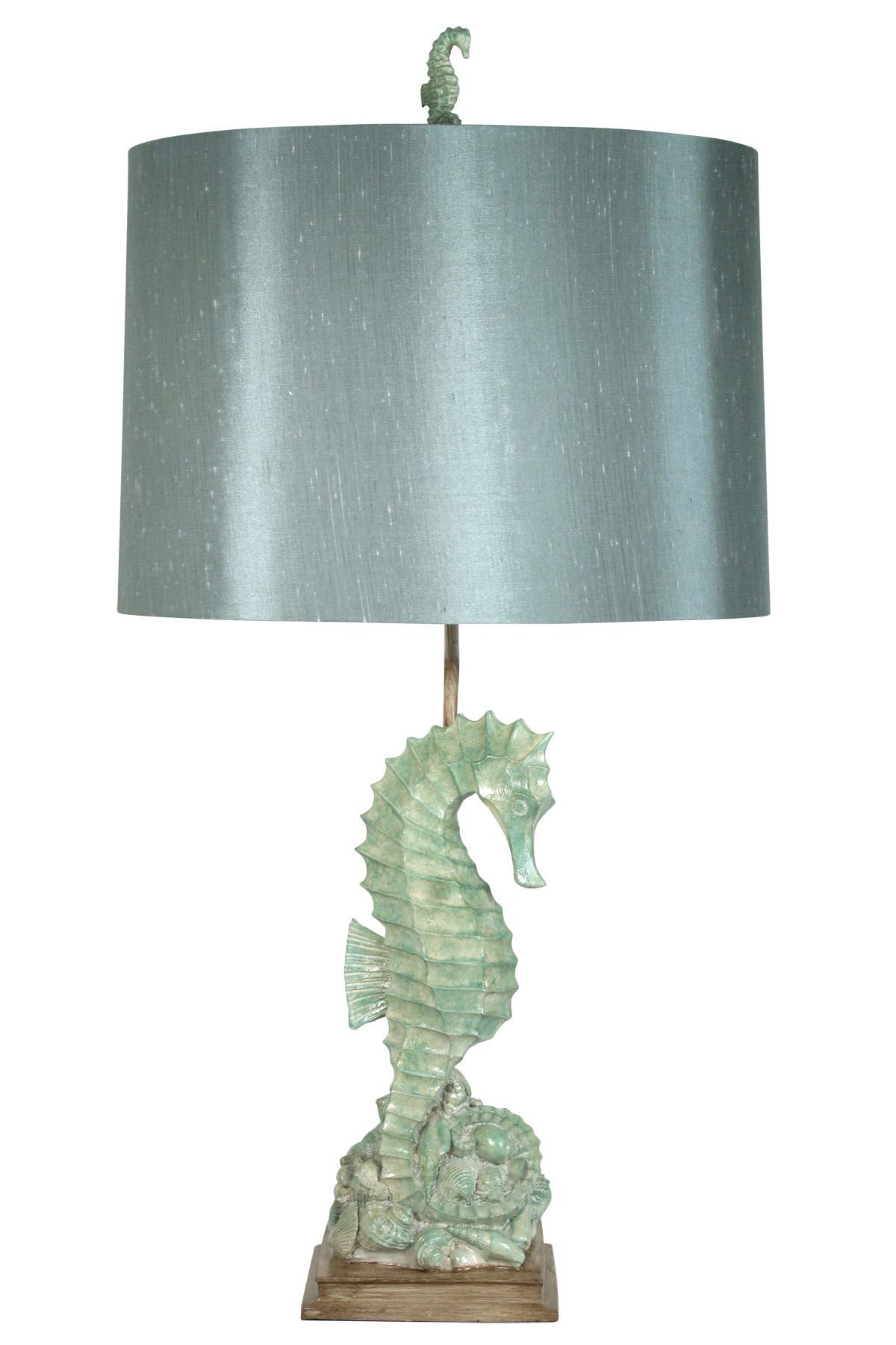 and fans lamp table seahorse lighting ideas ceiling