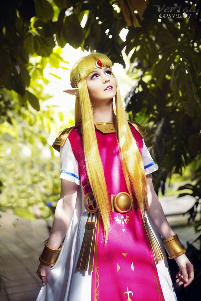 Game A Link Between Worlds Princess Zelda By Me Photo By Anton