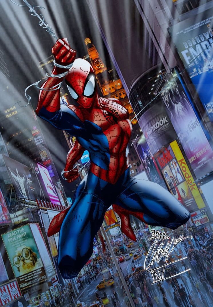 Ultimate Spider Man by...