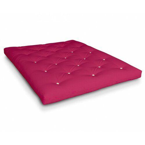 Photo of Futonmatratze Naoko Ebern Designs Liegefläche: 180 x 200 cm, Farbe: Pink