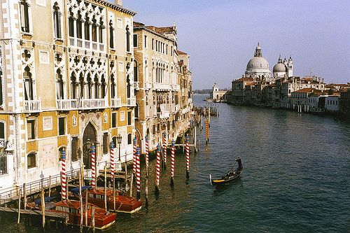 Venice - Grand Canal   Flickr - Photo Sharing!