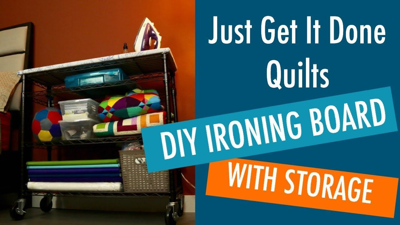 How To Make An Ironing Board No Matter If You Are A Quilter