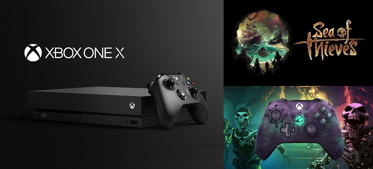 Last Chance To Win A Sea Of Thieves Xbox One X Bundle Enter Now