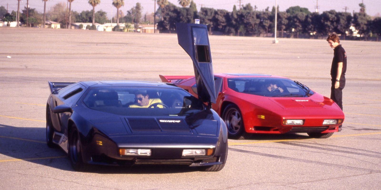 Vector W8 Twin Turbo First Drive Twin Turbo Futuristic Cars Unique Cars