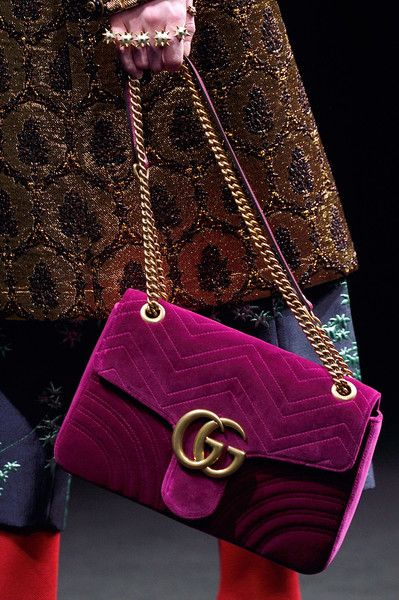0237aa1715d3 Gucci at Milan Fashion Week Fall 2016 - Details Runway Photos