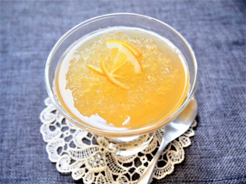 あと味すっきり♩シンプルな「レモンゼリー」の作り方 - macaroni