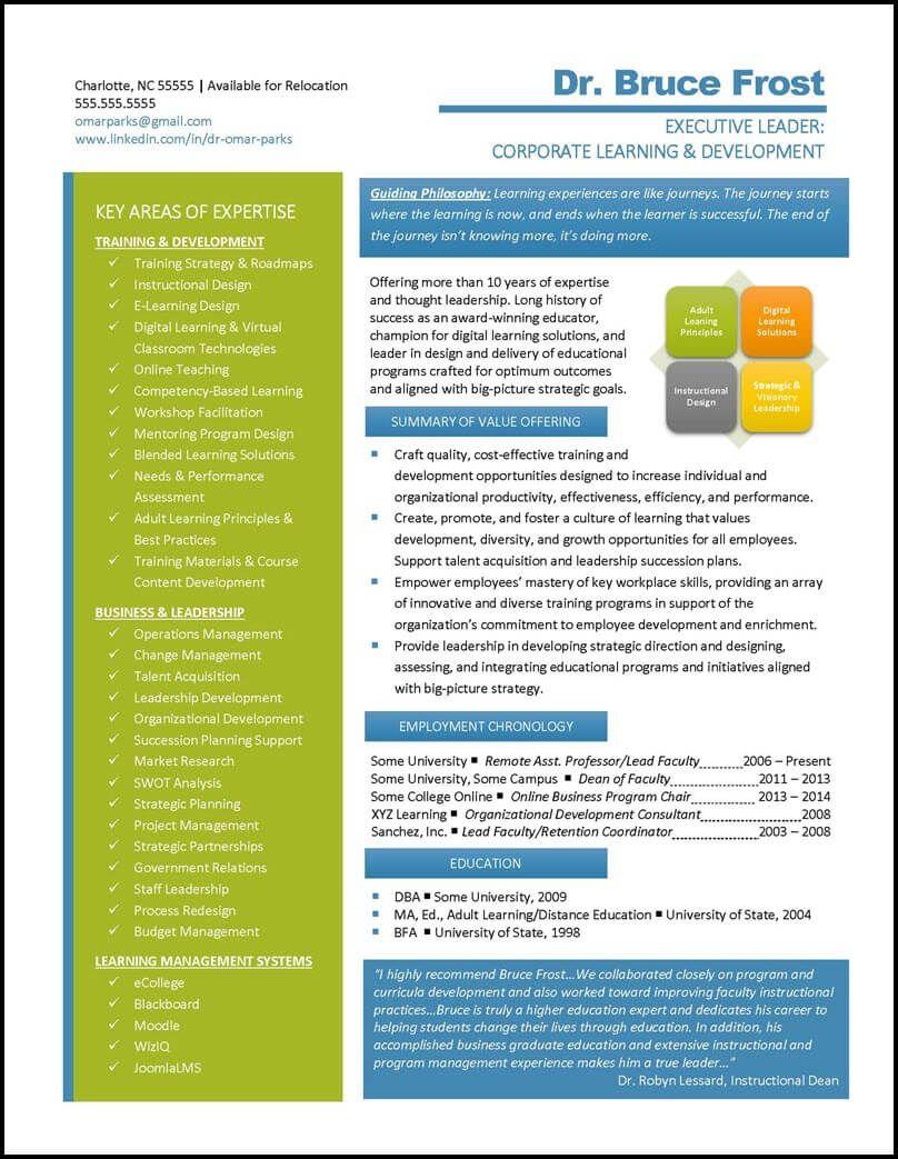 Graphic resume profile examples infographic resume