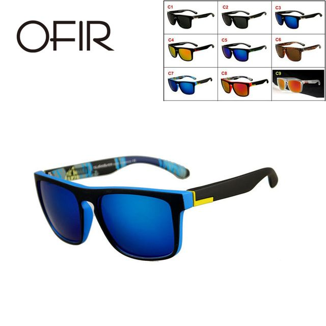OFIIR Summer Sprot Sunglasses Men s Aviation Driver Shades Male Sun Glasses  For Men Retro 2017 Luxury ddb4715413
