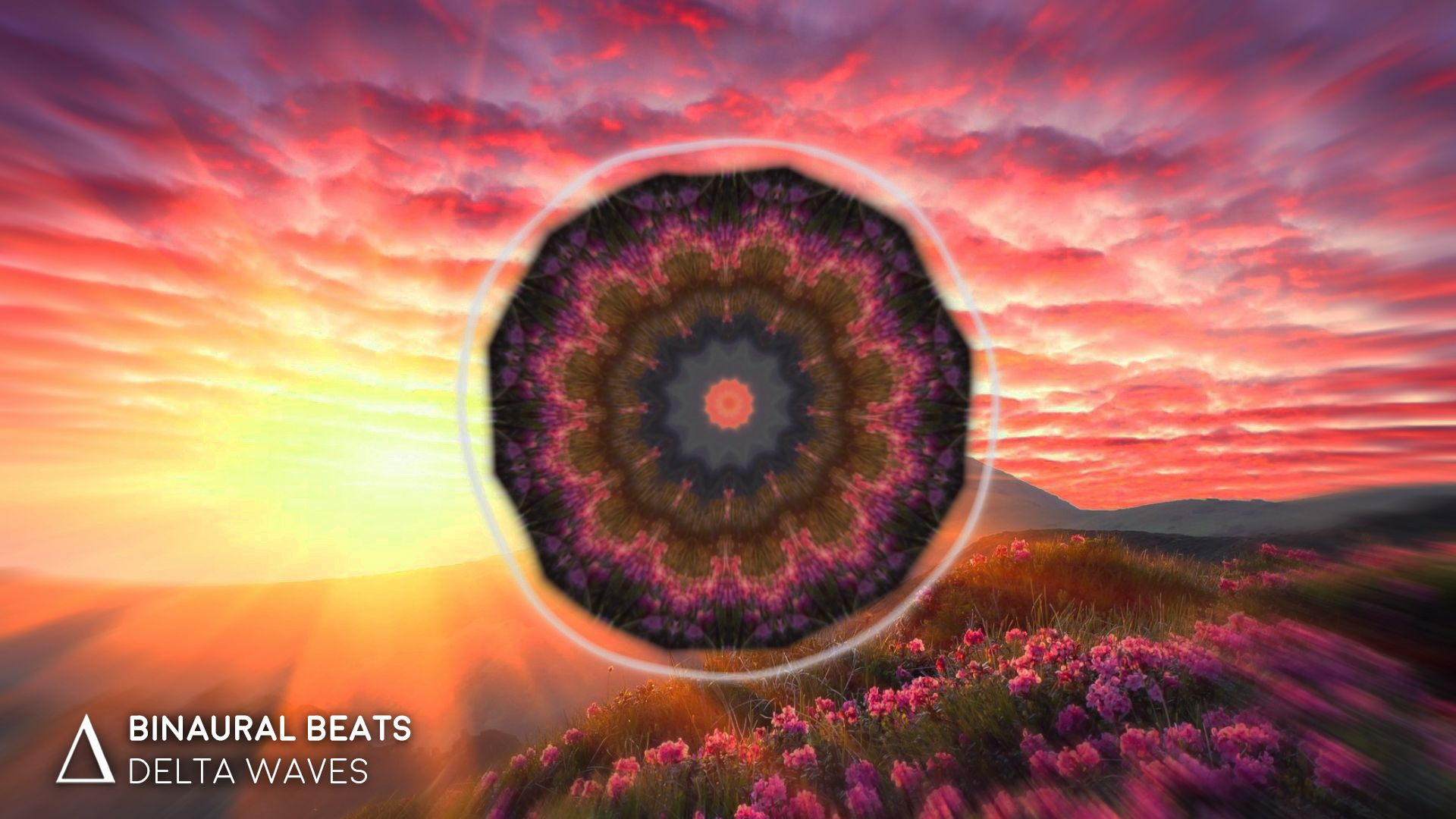 Intensely Relaxing Sleep Hypnosis Binaural Beats [ASMR Triggers