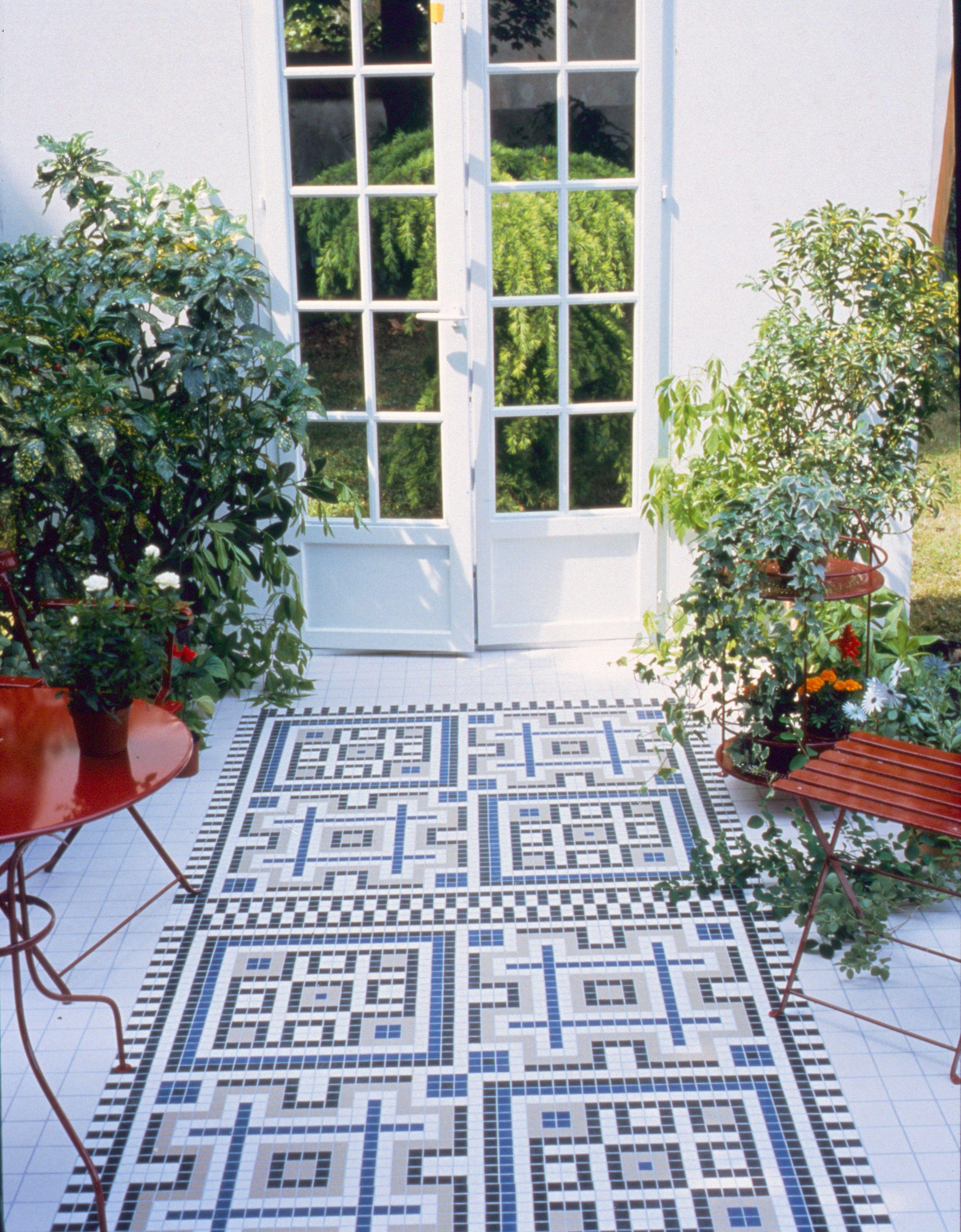 sol en emaux de briare sol d coration emauxdebriare patchwork diy mosaic mosa que. Black Bedroom Furniture Sets. Home Design Ideas