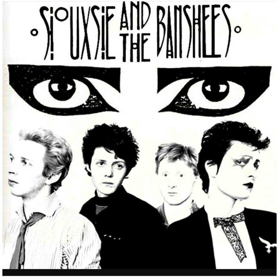Siouxsieandthebanshees Album Cover Art Siouxsie The Banshees