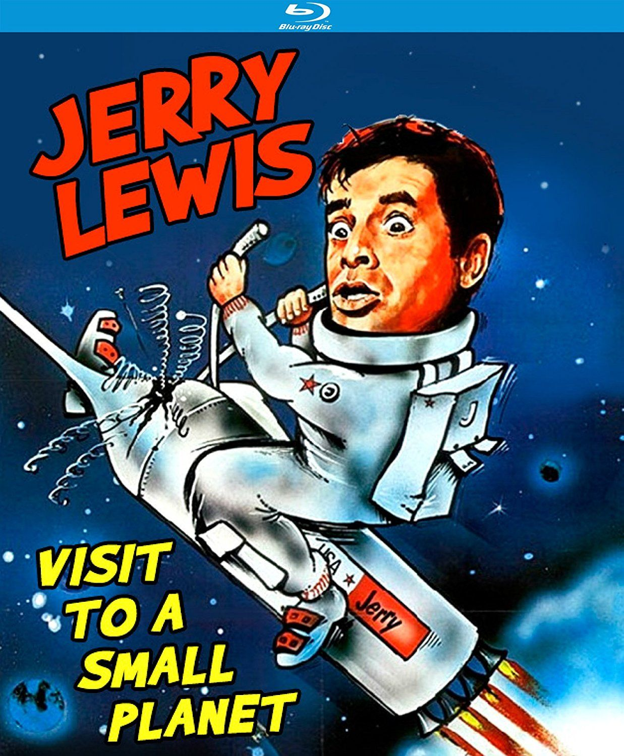 Visit to a Small Planet - Blu-Ray (Kino Lorber Region A