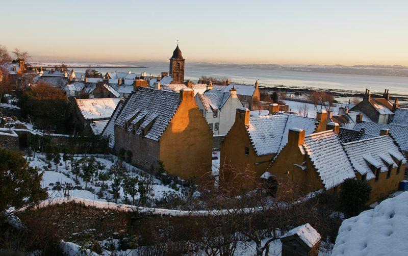 Αποτέλεσμα εικόνας για winter village in scotland