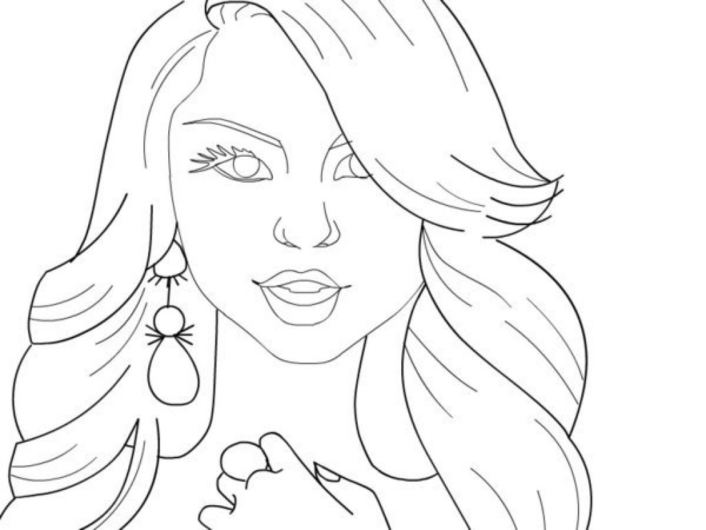 Printable Shake It Up Coloring Page People coloring