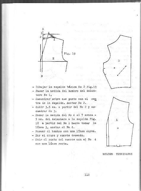 modelagem_1 - costurar com amigas - Álbumes web de Picasa   PATRONS ...