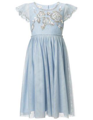Little Bridesmaid Dress   Wedding Decor   Pinterest   Rose dress ...