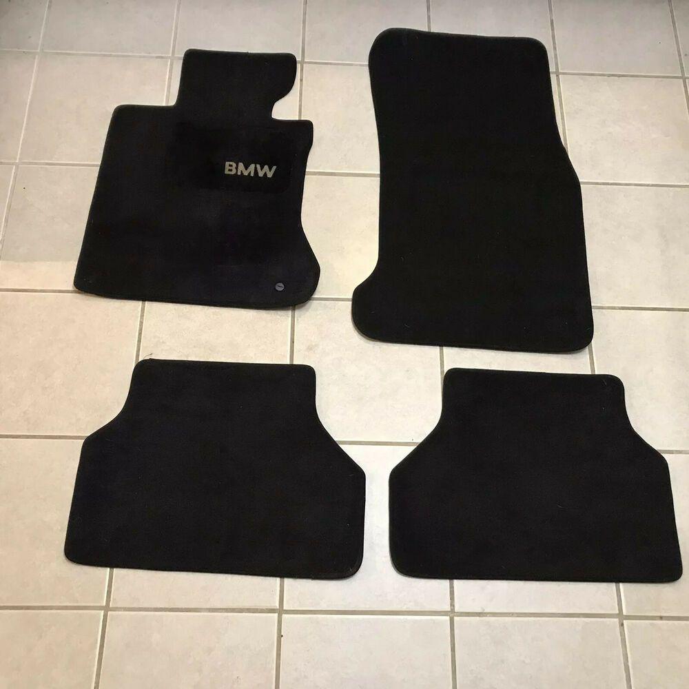 06 07 08 09 10 11 Bmw 328i 330i 335i E90 E91 Sedan Black Carpet Floor Mats 127 Bmw Black Carpet Bmw Bmw 328i