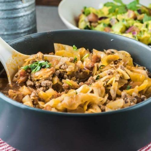 Jiffy Ground Pork Skillet Recipe: One Pot Amish Ground Beef And Cabbage Skillet
