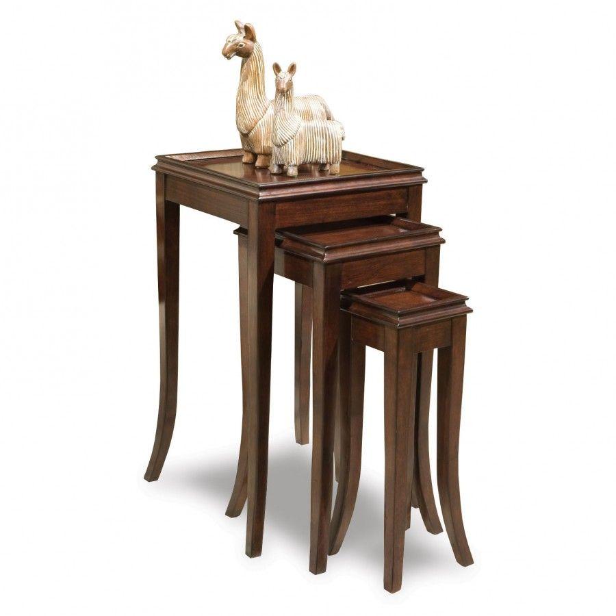 Fairfield Chair Minuette Set Of Three Nesting