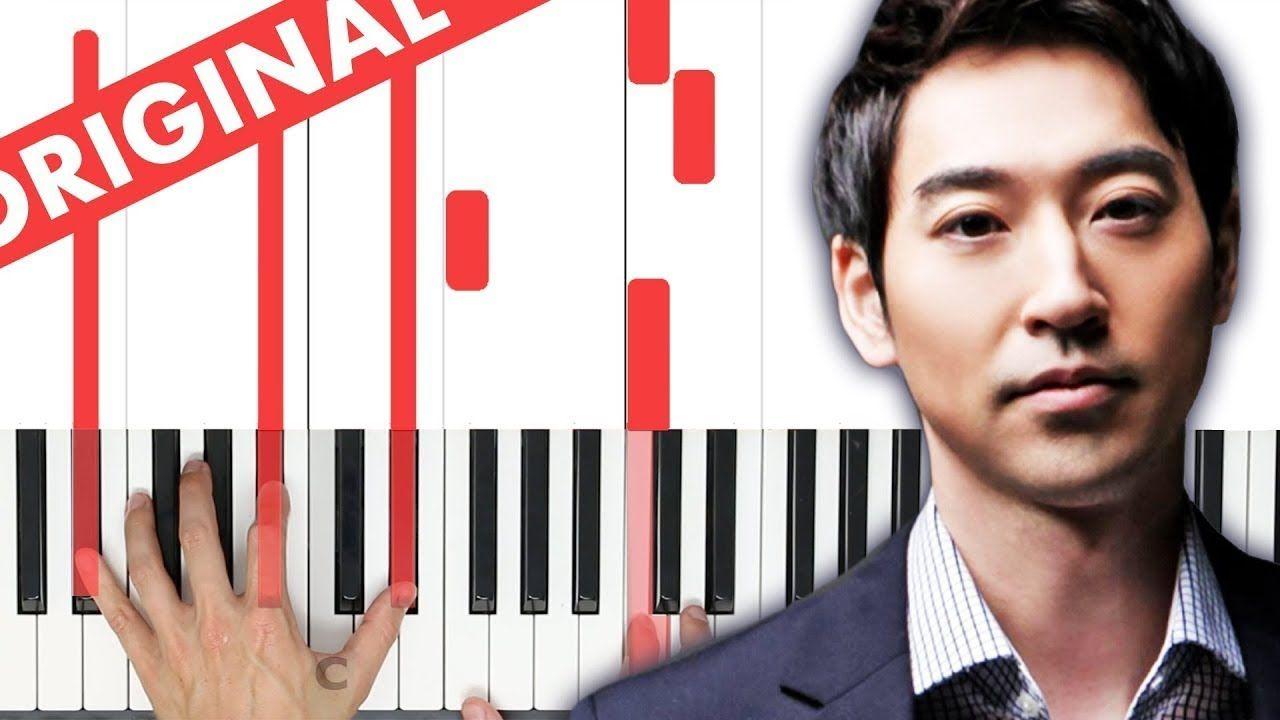 River flows in you yiruma piano tutorial original