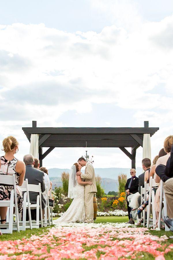 Breathtaking Summer Wedding in Colorado - My Wedding ...